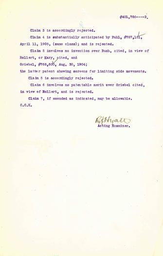 Hyatt's Letter Dec. 18, 1907, Page 2