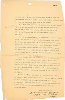 Simpson's Letter Jan. 6, 1908, Page 1