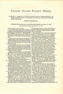 US Patent 722,603, Page 2